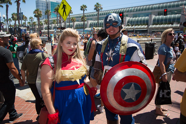 Comic Con Streets - 7.21.16