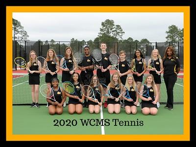 WCMS 2020 Tennis