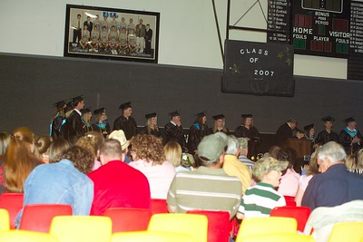2007/05/25 Corbin's High School Graduation