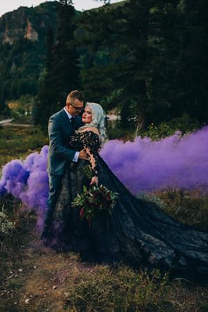 Michaela and Chris Wedding Romantics