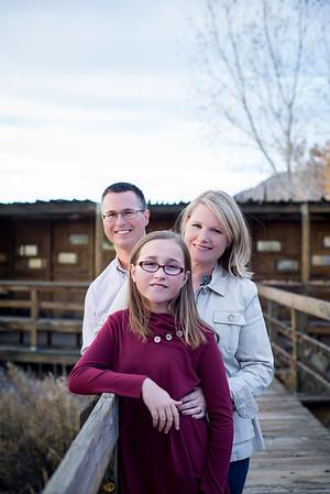 Strickland Family Photos 2017