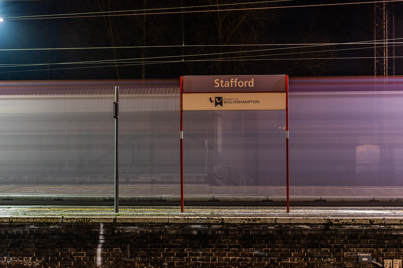 Stafford - Running Board