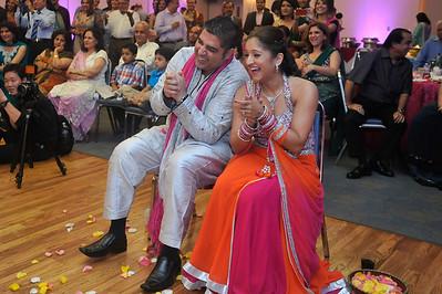Kush & Megha's Sangeet