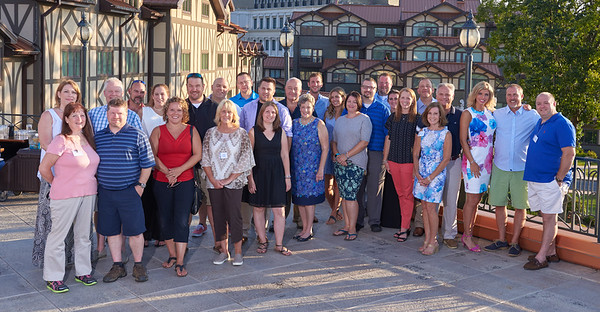SYSCO Central Pennsylvania at Nemacolin Woodlands 2017