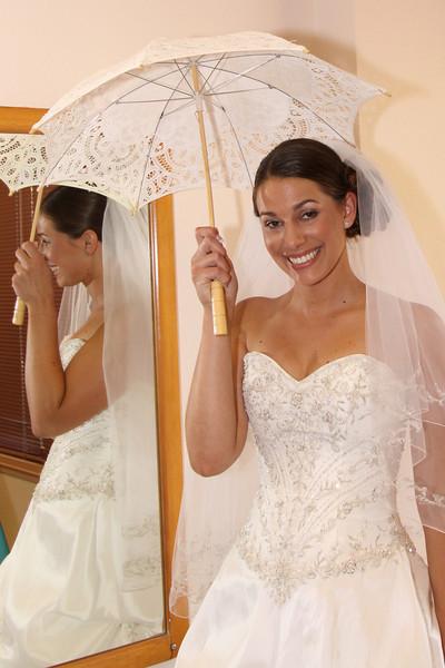 Heather pre-wedding