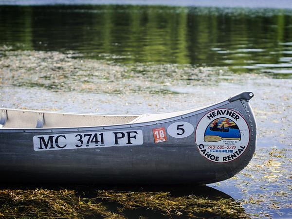 Do you canoe?