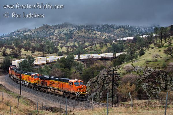 Tehachapi Loop - California