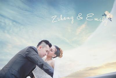 Zi Heng & Emily Pre-wedding