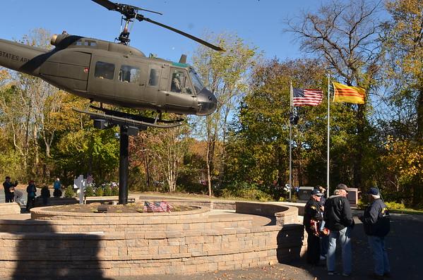 NJ Vietnam Veterans Memorial - 2016