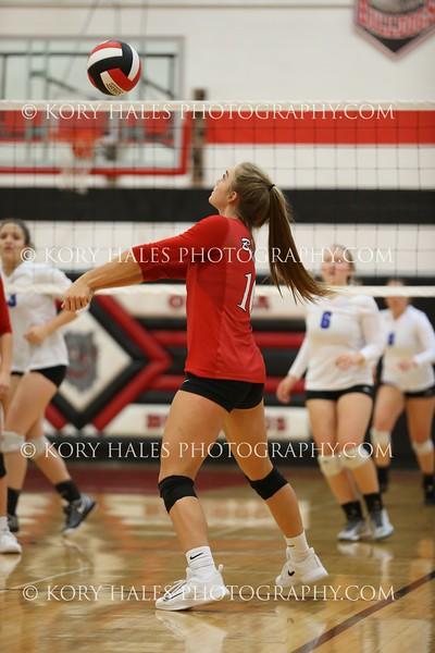 2017 Volleyball Season--High School Girls