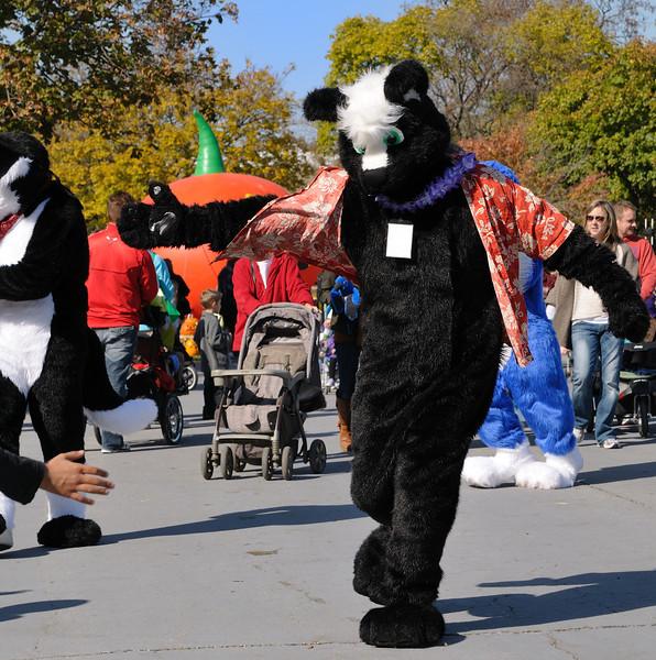 Brookfield Zoo - Boo at the Zoo 2011
