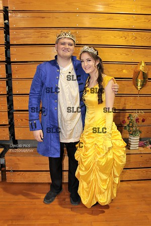2018-19 SLC BEAUTY AND THE BEAST PLAY