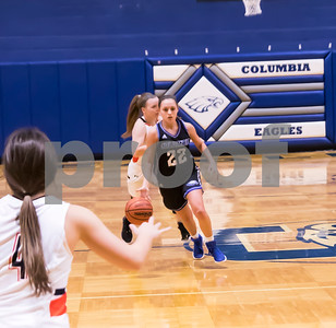 CHS Girls Basketball vs Waterloo