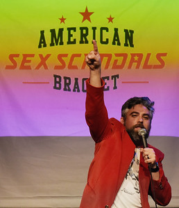 American Sex Scandals Bracket