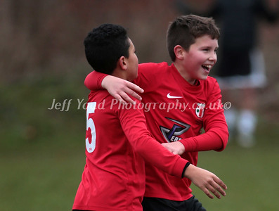 HTJ U11J  v  HUNGERFORD YOUTH U11 BLACK