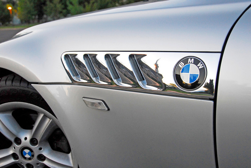 2011/8/24 – One of my favorite features on my new car are the chromed air vents on each side of the vehicle. It is a minor feature, but I really think it makes the car look even more sporty.