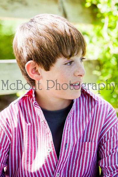 Silo Smiles (Brett's Portraits)