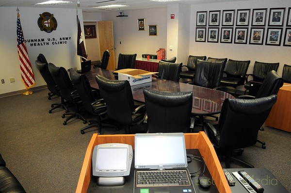 US ARMY CONFERENCE ROOMS