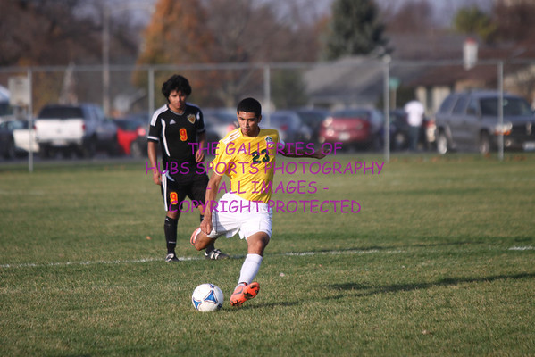 2012 KISWAUKEE COLLEGE MENS SOCCER vs WABONSEE @ REGIONALS