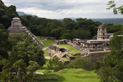 Escindido to Palenque