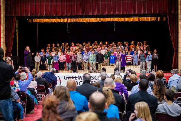 4th Grade Concert 2018