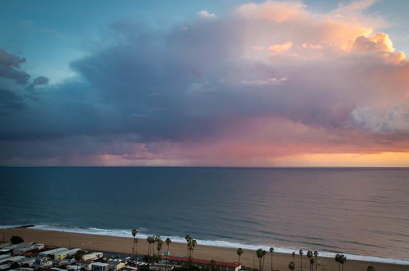November 3 - Stormy sunset.jpg