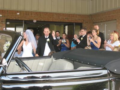 DJ's Wedding: Wedding