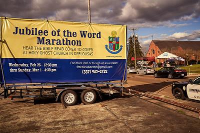2020 Holy Ghost CC Bible Marathon