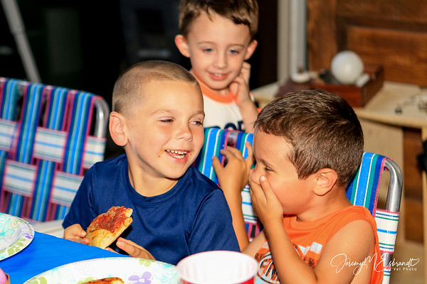 Conner Ney - Pre-K Grad B-Day Party - 06-05-15