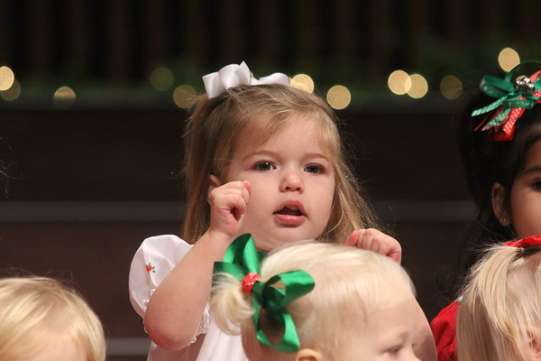 Little Hearts Christmas Celebration (12.19.18)