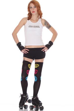Roller Girl:  Meghan