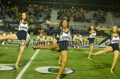 Dance at Homecoming Game