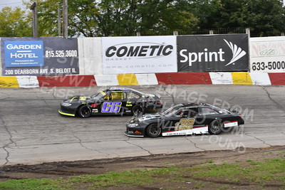 Mid American Stock Car Series Heat Races