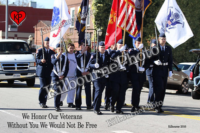 BSG Veterans Day Parade 2016
