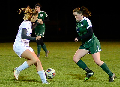 Vogel's goal lifts Elyria Catholic girls past Open Door