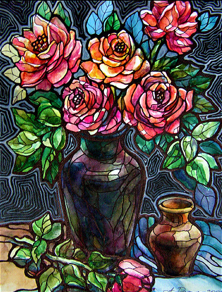 Rosy Vase (Watercolor).jpg