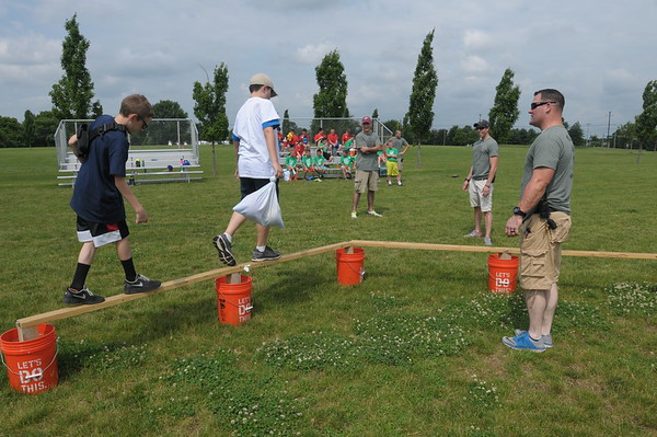 Lower Providence holds annual Cop Camp at Arcola