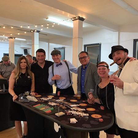 Men's Club: Casino Night