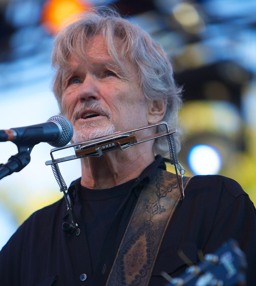 Kris Kristofferson at the Nice Jazz Festival 2010 4