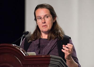 Invited Talk: Brenda Dingus