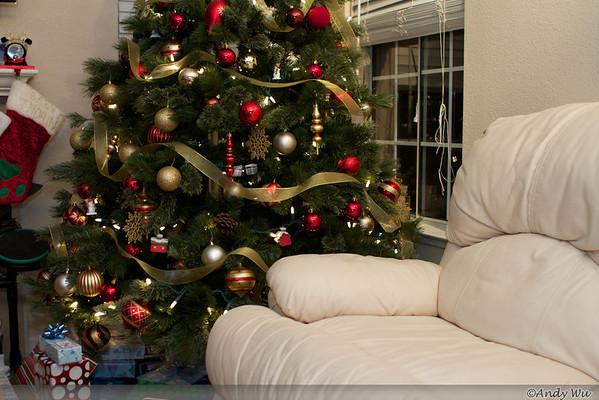 Haeden's 1st Christmas