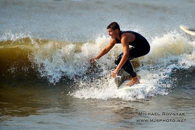 Surfing, Long Island East, 09.01.12 Pollina