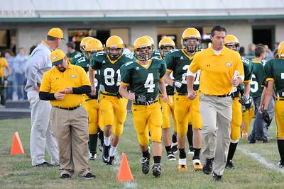 Varsity Football - Perry 2011