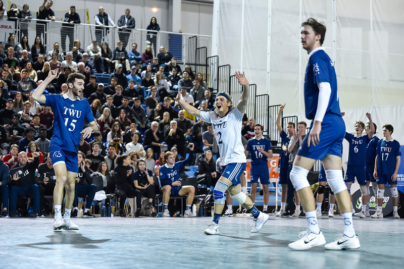 12.29.2019 - 4594 - UCLA Bruins Men's Volleyball vs. Trinity Western Spartans Men's Volleyball.jpg