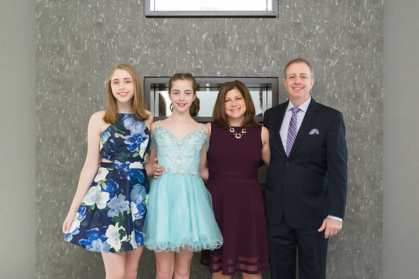 Bethany's Bat Mitzvah November 2018