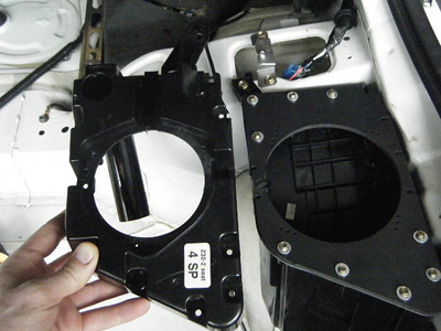1995 Nissan 300ZX Non Turbo Rear Speaker Installation