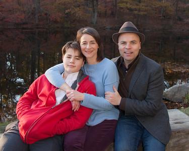 Ashley Rogers Family 2017