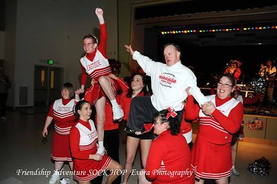 FA 03/20/2010 East Side Cheerleader Team Performance