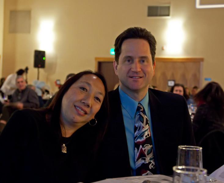 Anita and David