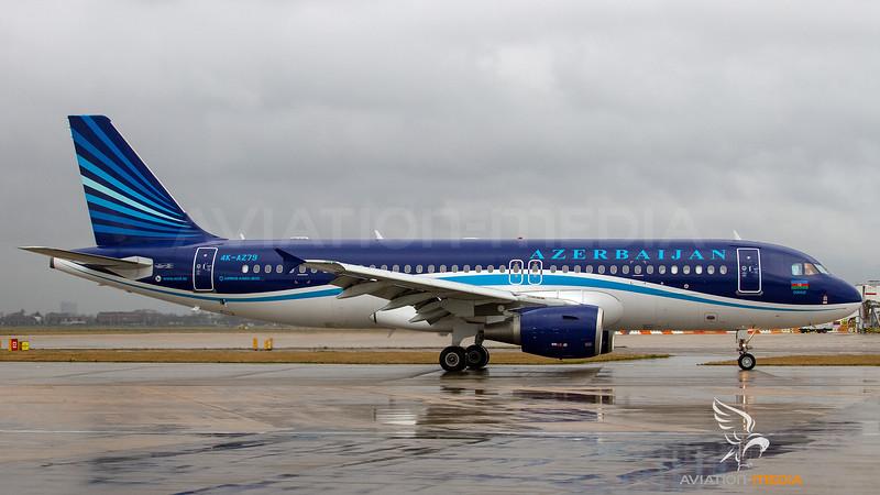 Azerbaijan Airlines Airbus A320 4K-AZ79